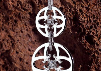 Symbole_d_amour_Double_Pendentif_diamant_central