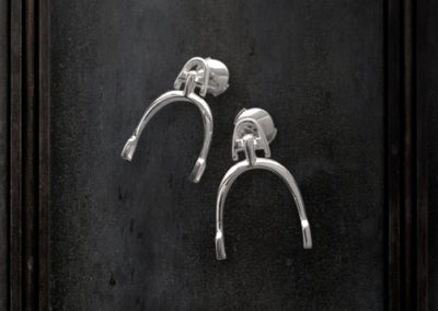 Boucles d'oreilles Adada Eperons